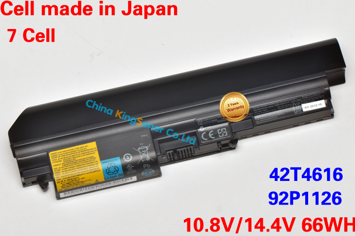 5.2AH/66WH Genuine Original New Laptop Battery for IBM ThinkPad Z60t Z61t 92P1128 92P1122 92P1124 92P1126 42T4614 42T4616 7CELLS<br><br>Aliexpress