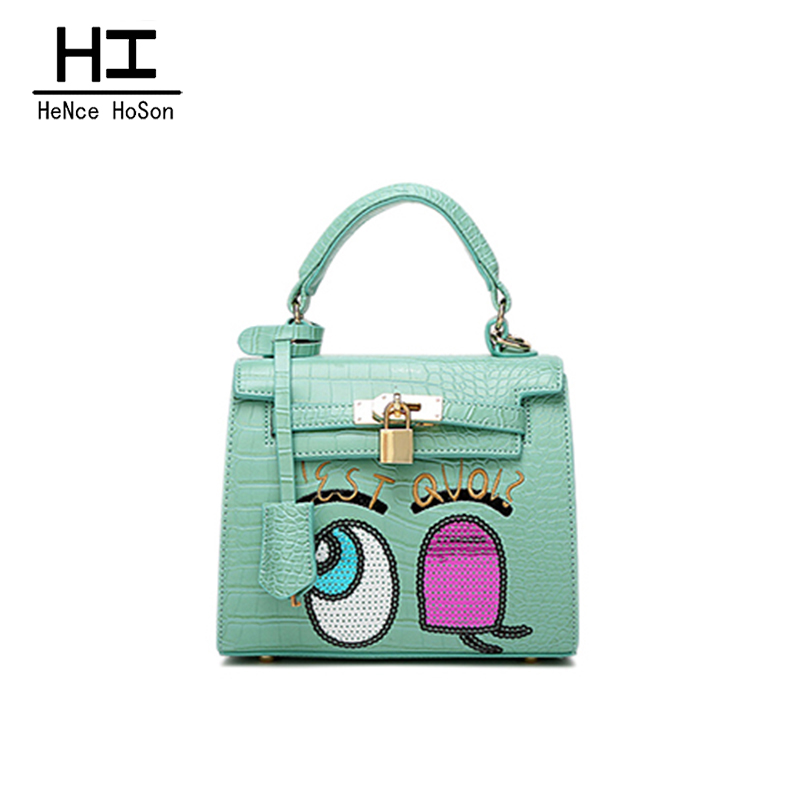 2016 New Arrival Fashion Cute Big Eyes Sequins Girls Small Shoulder Bag Women Crossbody Messenger Bags Free Shipping A1857-3(China (Mainland))