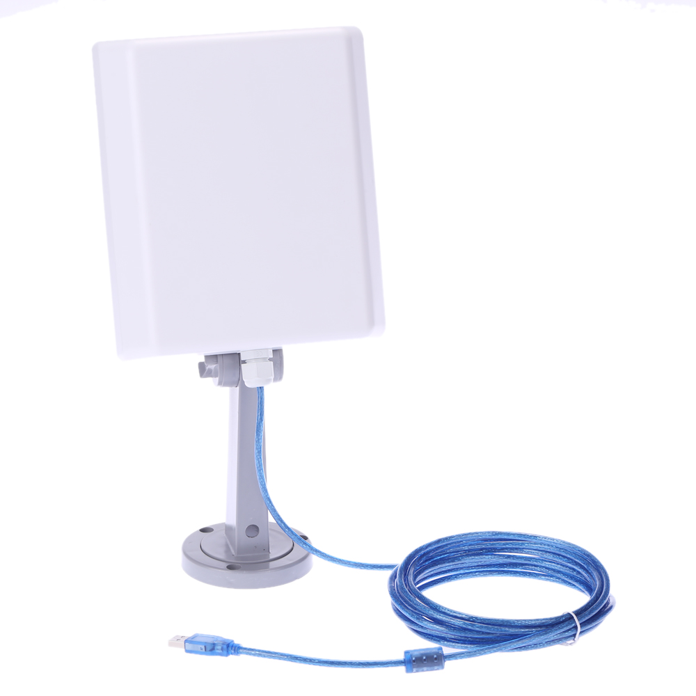 New Outdoor Wireless adapter 2000MW High Power Long Range150Mbps USB Wireless WLAN WiFi Adapter Signal Booster with16dBi Antenna(China (Mainland))
