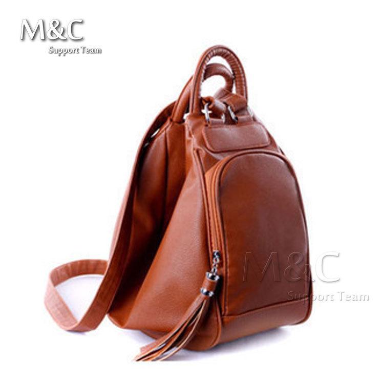 2015 New Fashion Women Leather Bags Women Travel Bags Motorcycle Bag Women School Bags BD-003(China (Mainland))