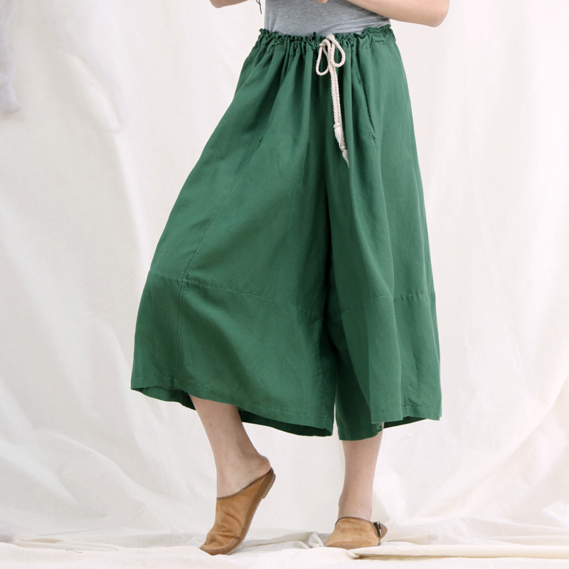 Online Get Cheap Linen Pants Women Drawstring -Aliexpress.com ...