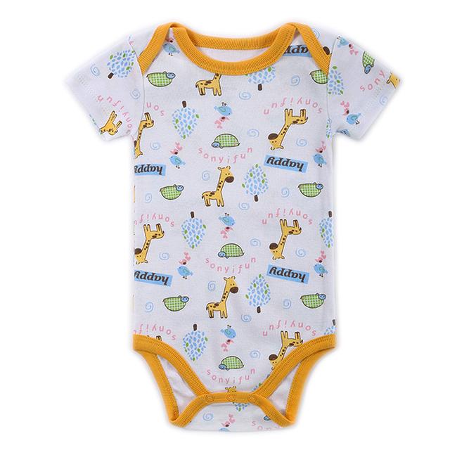1 шт 2016 Десткие комбинезоны мальчиков Одежда ребенок детский комбинезон для девочек Следующий Симпатичные Одежда для младенцев хлопка новорожденных Baby Rompers младенца Комбинезоны Весна одежды Set