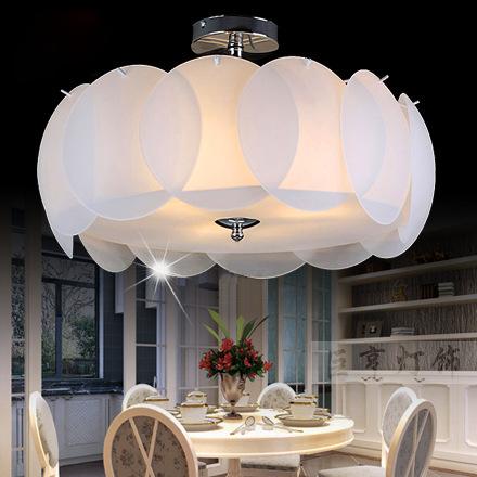 새로운 천장 조명 천장 램프 침실 서재 거실 램프 유리 조명 무선 ...