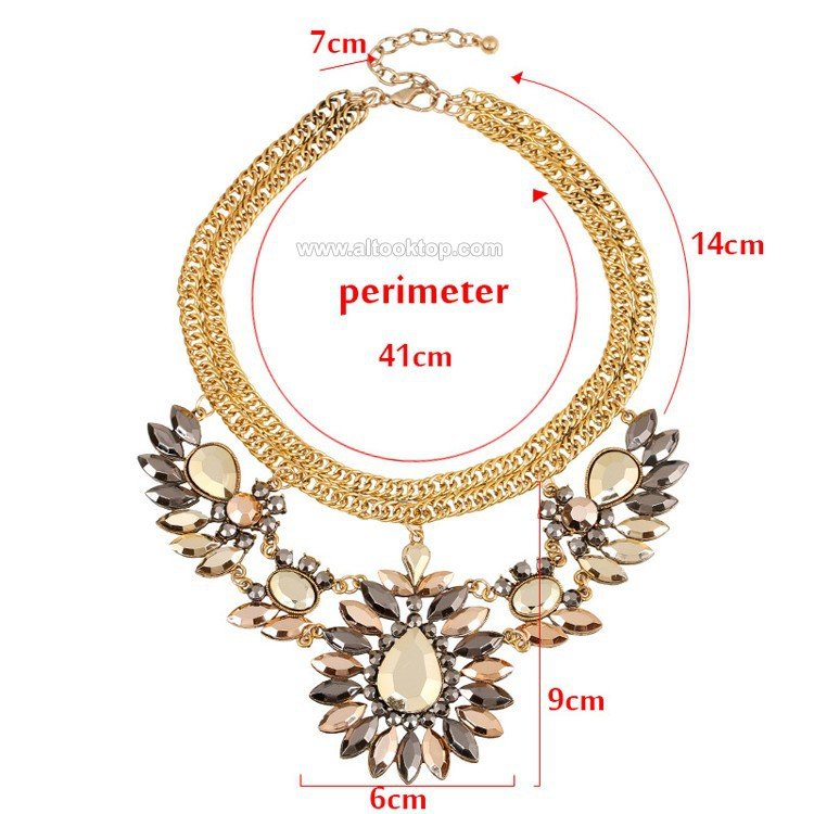 Колье-ошейник Colares femininos statement necklace DHL 120pcs/110colors femininos N28 choker necklace