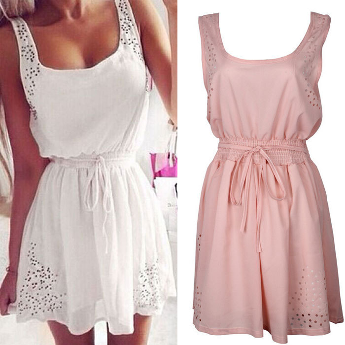 Женское платье Women casual dress 2015 /vestidos Shouler summer chiffon  dress женское платье summer dress other 2015summer wonen o vestidos pls women dress