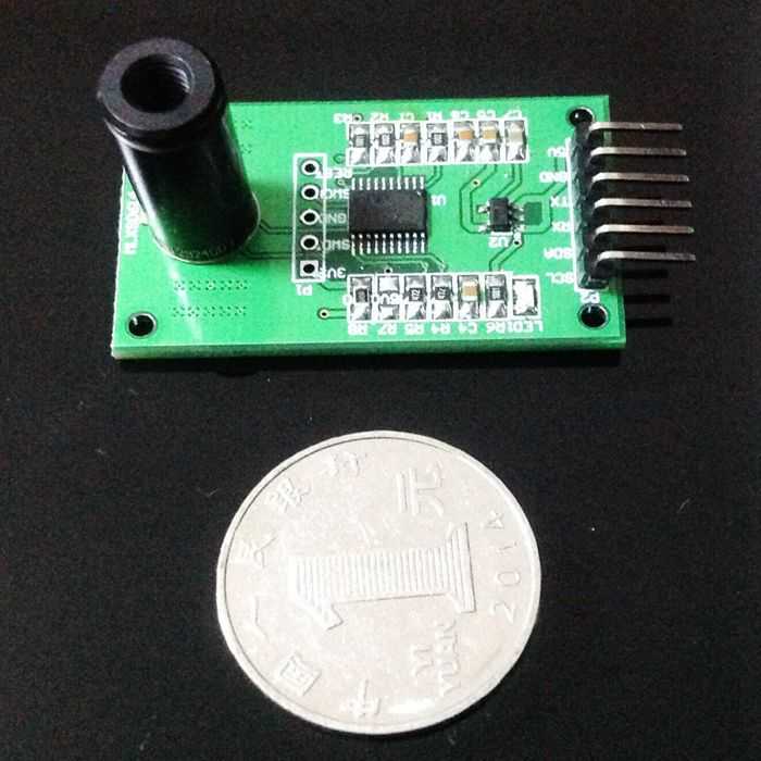 MLX90614ESF-DCI/ remote digital non-contact infrared sensor module(China (Mainland))