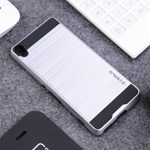Buy Sony XA Dual Case Capa Luxury Hybrid Armor Brushed Back Cover Sony Xperia XA F3111 F3113 F3115 Phone Cases Coque Fundas for $4.24 in AliExpress store