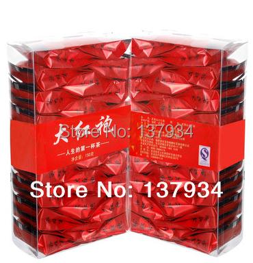 Top Grade Chinese Da Hong Pao Big Red Robe Oolong Tea The Original Gift Tea China Healthy Care dahongpao tea Free Shipping(China (Mainland))
