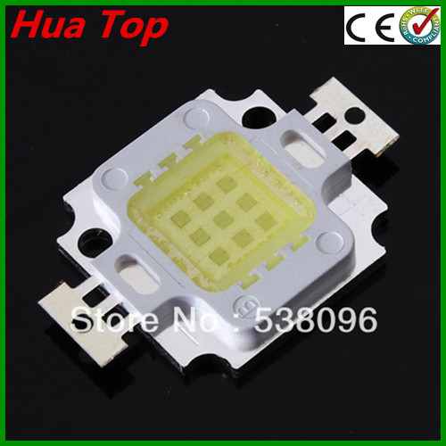 Lampada 10pcs/lot 10W 900LM LED solar lustre epistar Chip Bulb IC SMD Lamp Light White / Warm White High Power lustres smd Chips(China (Mainland))