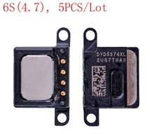 (603IP6S05AM)(5PCS/Lot)100% Top Quality for iPhone 6S (4.7) Earpiece Ear Piece Earphone Speaker