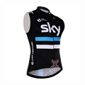 Hot SKY Men s sleeveless cycling jersey sport shirts Cycle Clothing ropa ciclismo hombre bike bicycle
