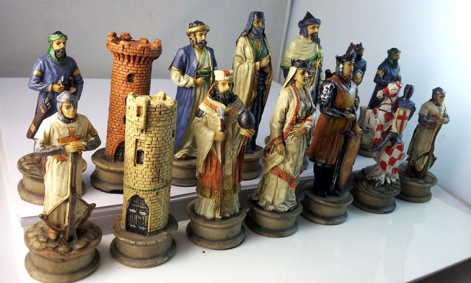 Шахматы из Китая