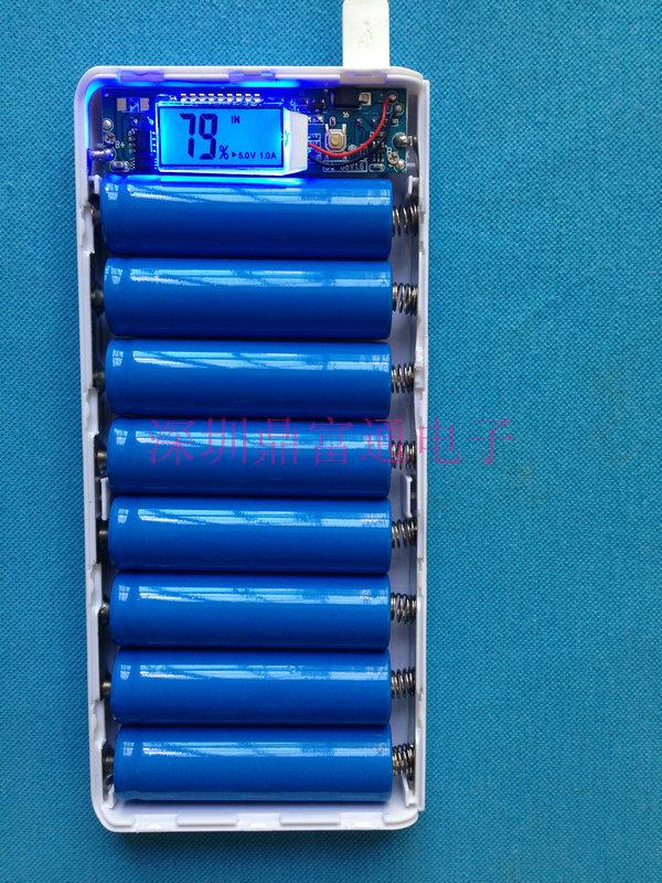 18650 аккумулятор повер банк своими руками