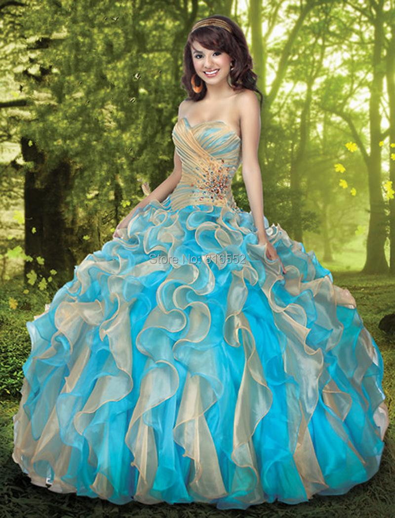 Пышное платье Brand New 2015 Multi , 16 De Vestidos 15 Anos QA428 Quinceanera Dresses QA428 marquez g g cien anos de soledad