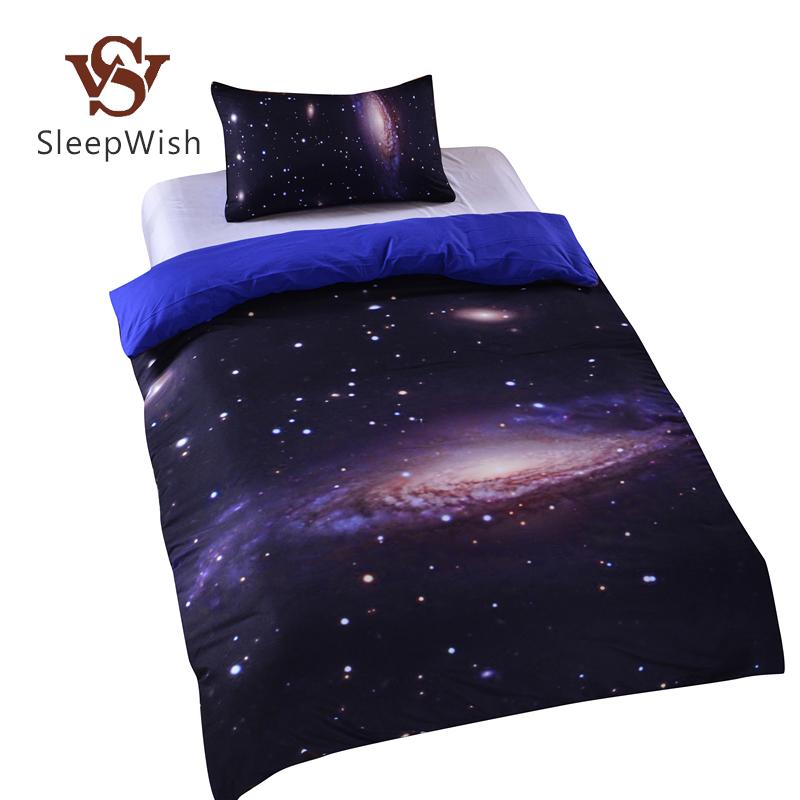 BeddingOutlet Hipster Galaxy Bedding Set Universe Outer ...
