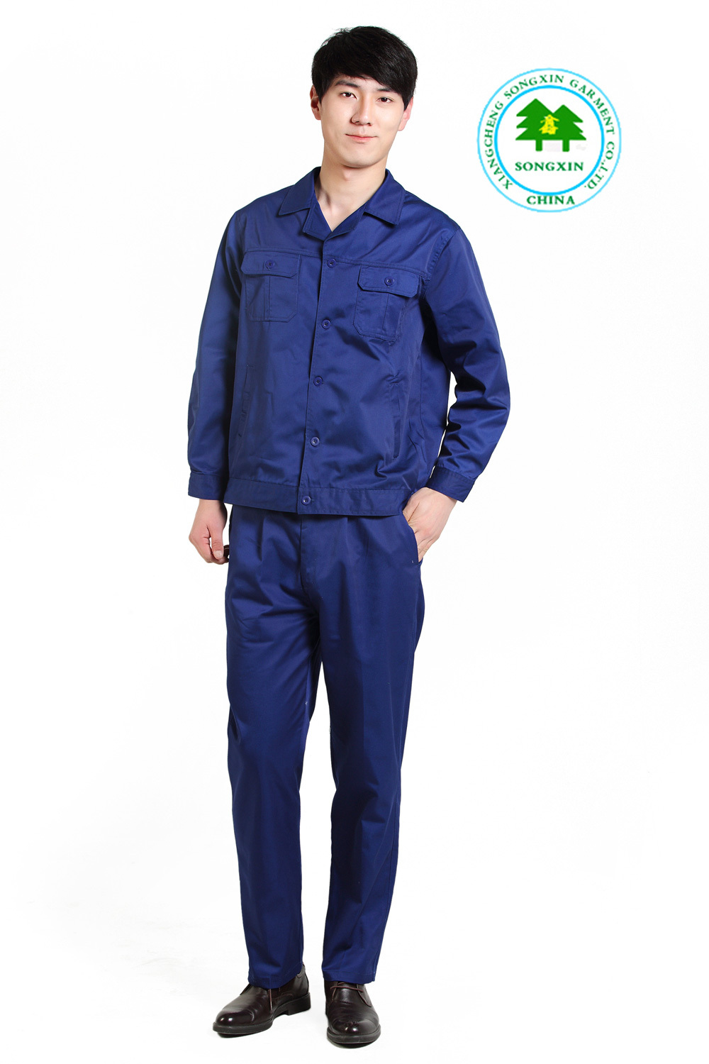 Free Shipping OEM work clothing protective clothing work wear factory direct sale men design(China (Mainland))