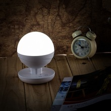 Multifunctional Intelligent Led Night Light Rechargeable Eye Protection Reading Table Lamp Portable Camping Tent Emergency Light(China (Mainland))