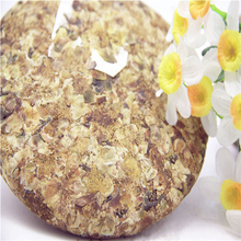 Jasmine Flower compressed Tea , health care Jasminum sambac dried flowers bingcha the products molihua skin food Green Tea