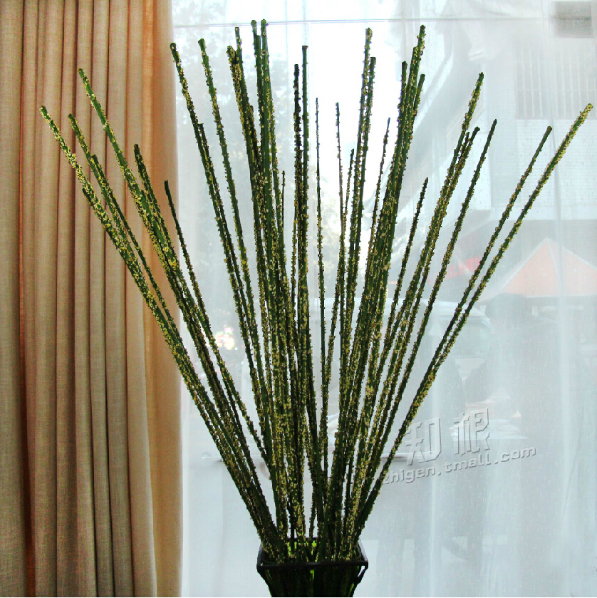 2015 Artificial Plants For Home Decoration Coral branch Green Plants(China (Mainland))