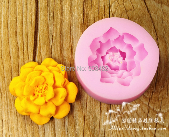 How To Use Cake Art Flower Moulding Paste : Aliexpress.com : Buy Wholesale Free shipping F131S Flower ...