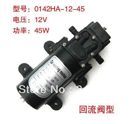 !! miniature electric diaphragm pump, dc 12v water sprayer used, cleaning equipment, farming, gardening, etc - Green Grass of Home store