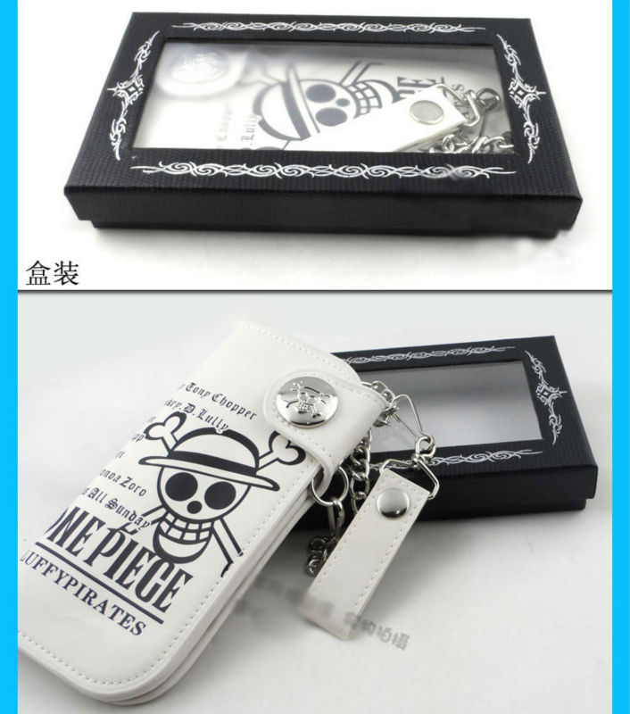 Long style PU wallet of anime One Piece with Luffys straw hat skull printings!<br><br>Aliexpress