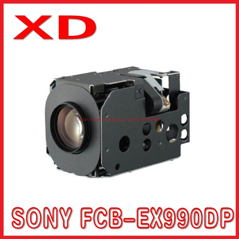 Free shipping for SONY FCB-EX990DP Block Camera powerful 26X zoom lens with a wide high resolution mini sony camera module(China (Mainland))