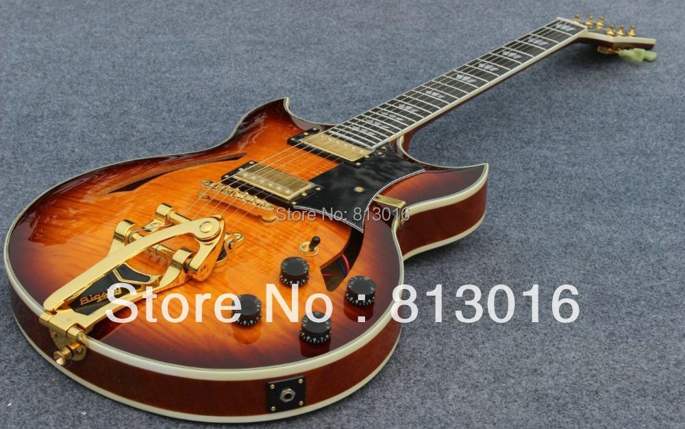Гитара OEM GUITAR tobocco EMS OEM firehawk guitar oem shop new releases china oem electric guitar guitar ems free shipping