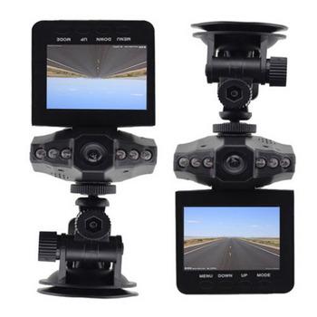 Новый 2,5 HD автомобиля привели видеорегистратор дорога тире видеокамера видеокамеры LCD 270 °