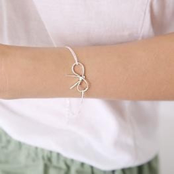 Sunshine jewelry store brief bow bracelets & bangles ( $10 free shipping ) S033