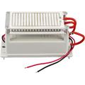 Portable Ozone Generator 220V 110V 10g Double Ceramic Plate Integrated Ozone Generator Sterilizer Air Purifier Air