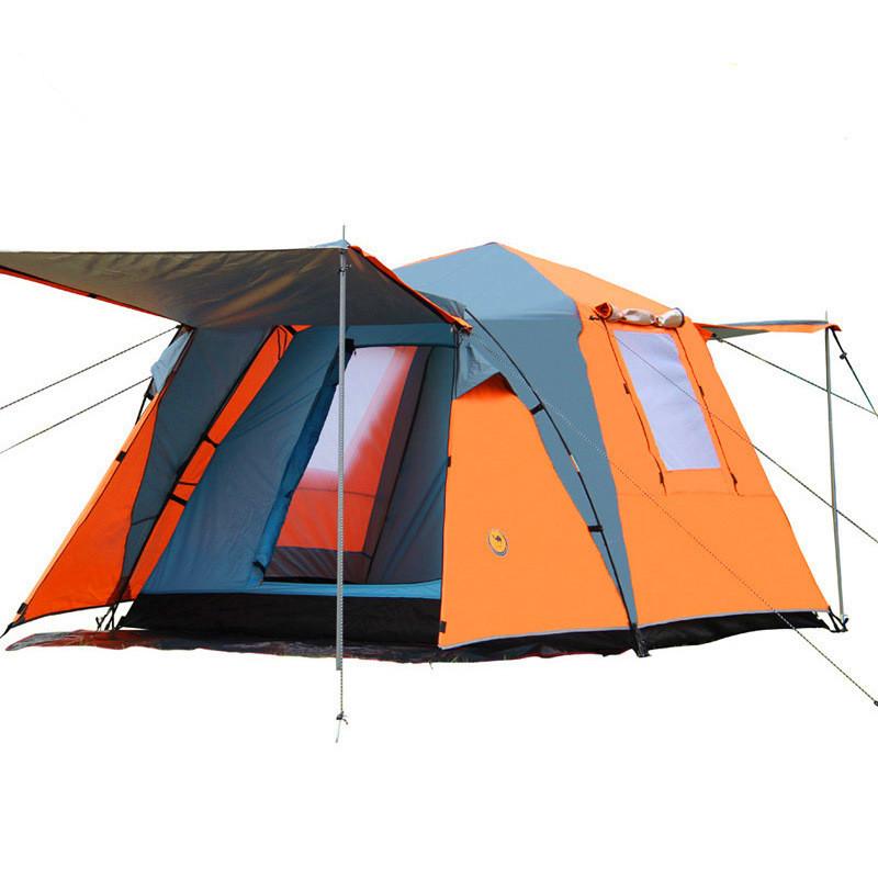 Plage tente familiale achetez des lots petit prix plage for Tente deux chambres