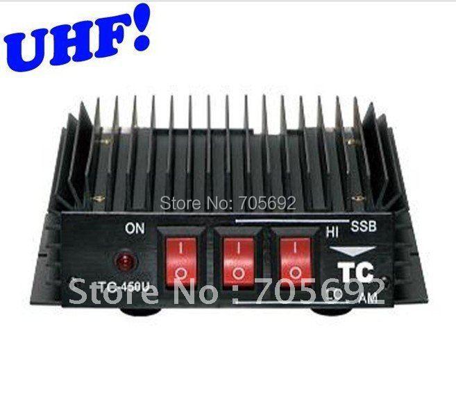 UHF Transceiver ham radio Power linear Amplifier for handheld two way radio TC-450(China (Mainland))