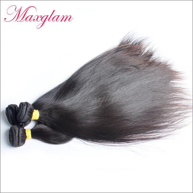 Natural Textured Weave Texture Human Hair Weaves