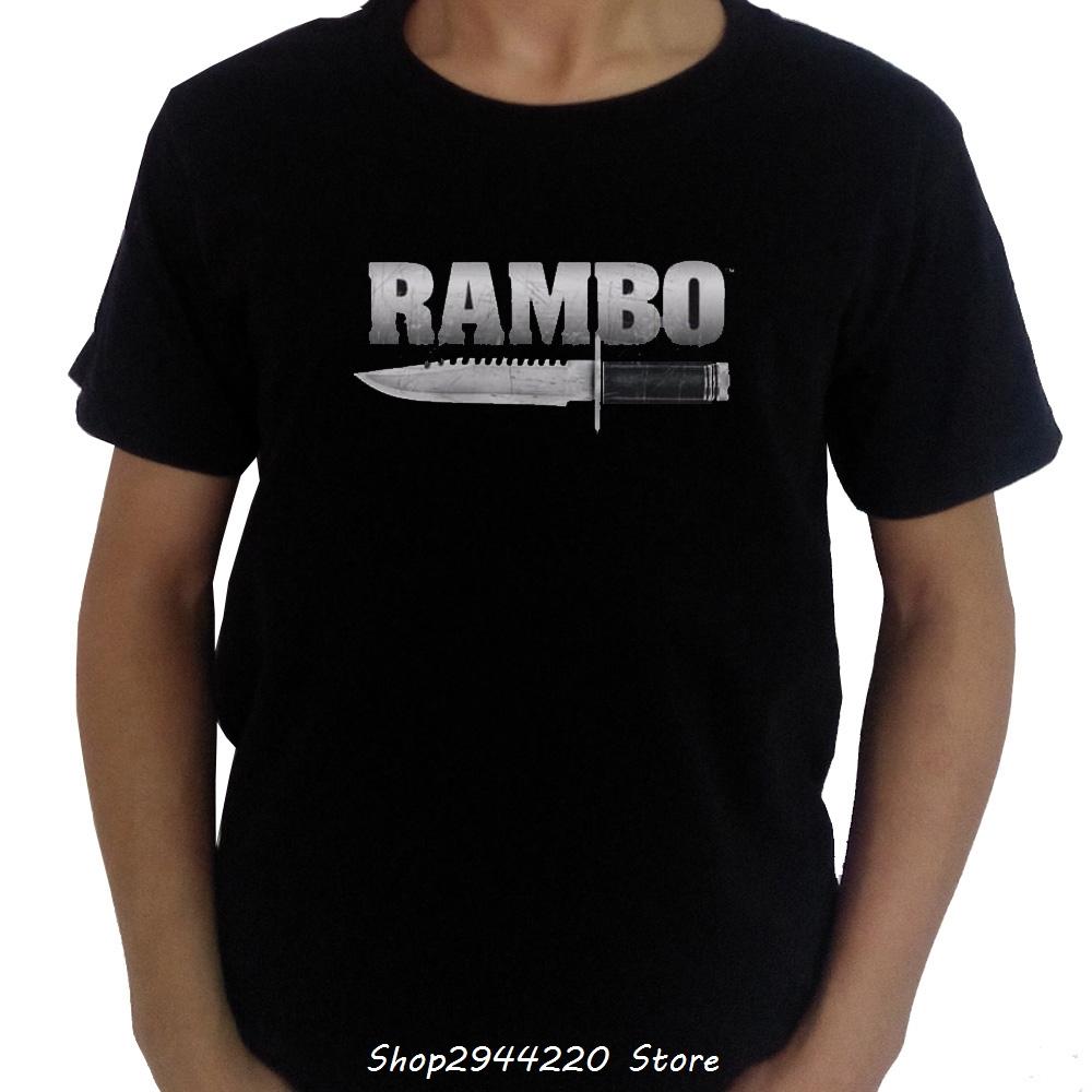 Noir rambo promotion achetez des noir rambo promotionnels for Film noir t shirts