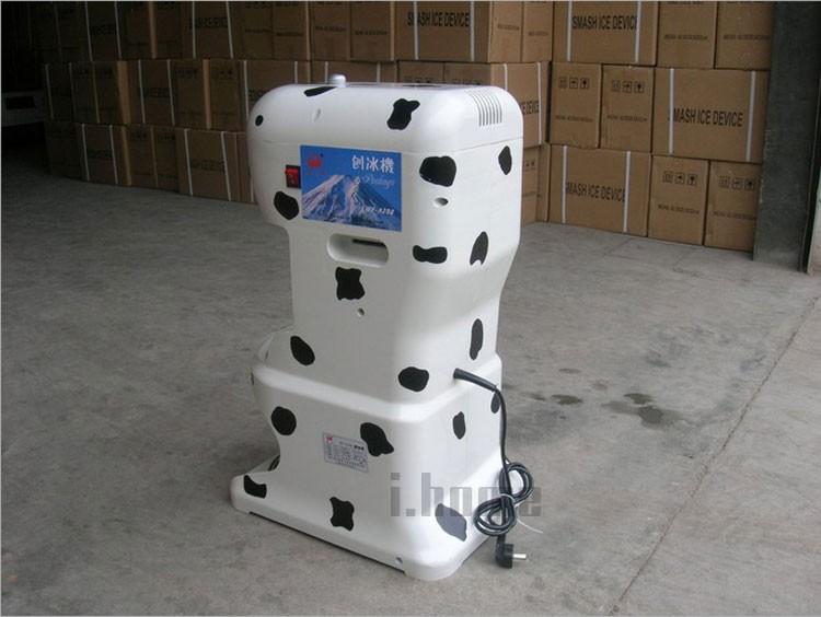Купить Xeoleo Коммерческих Льда Станок Сделать На Фоне Льда 2500 Вт Автоматического Дробилки Льда Электрический Лед Бритвы 220 В Коктейль Машина