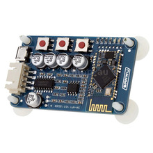 New Wireless Bluetooth 4.0 Audio Receiver Board Stereo Amplifier Module USB 5V(China (Mainland))