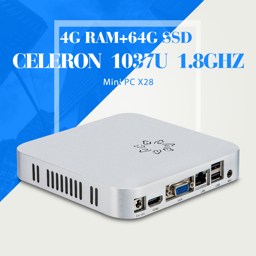 C1037U 4G RAM 64G SSD computer table laptop computer lowest price thin client tablet cheap mini pc oem/odm support hd video(China (Mainland))