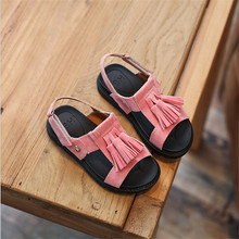 2017 new style baby girl and boy tassels shoes fashion infant toddler PU leather prewalker shoes for summer 3 colors(China (Mainland))