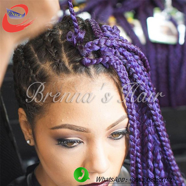 Crochet Box Braids Human Hair : ... crochet braid box hair synthetic braiding hair crochet box braids hair