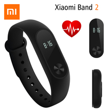 Buy Original Mi Xiaomi Band 2 Smart Bracelet Wristband Miband 2 Fitness Tracker Android Bracelet Smartband Heart rate Monitor for $13.11 in AliExpress store