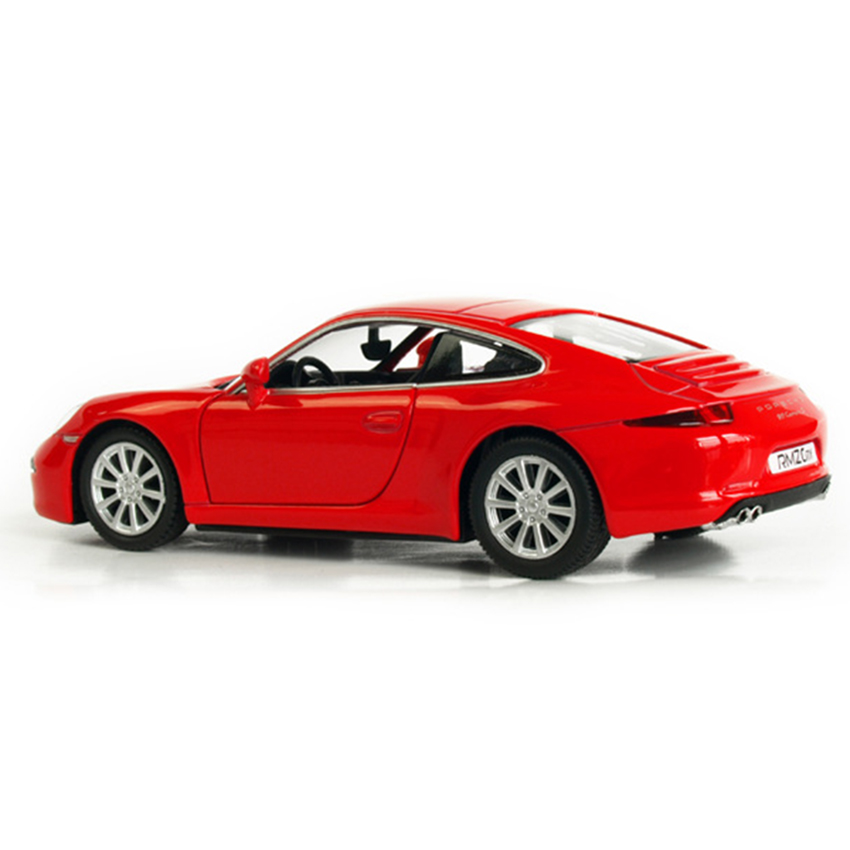 RMZ City 1:32 Alloy Pull Back Porsch 911 Carrera S Sports Car Model Children's Toy Cars Original Authorized Authentic Kids Toys(China (Mainland))