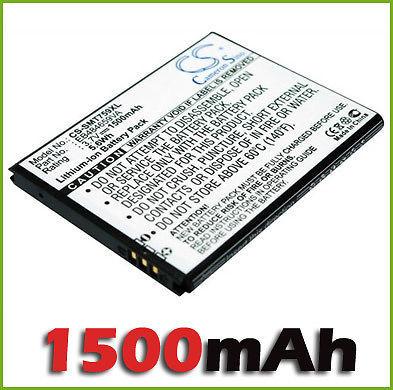 EB484659VA, EB484659VU Battery For Samsung Galaxy Proclaim, Galaxy Q, Galaxy W, Galaxy Wonder(China (Mainland))