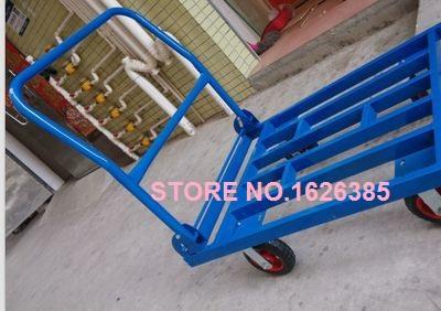 300KG 120x60cm heavy duty folding trolley cargo cart cargo trolley trailer truck cargo truck cargo transporter(China (Mainland))