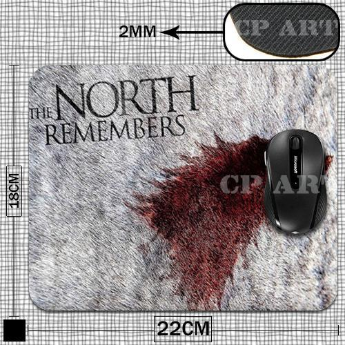 The North Remembers Mouse Pad