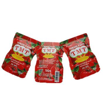 70g sachet Tomato Paste