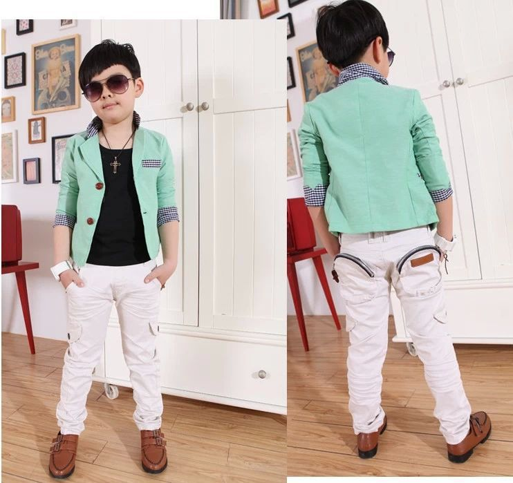 2016 Autumn New Fashion Kids Boys Jacket Clothing 2 4 6 8 9T Children Boys Coat Toddler Kids Boys Outwear Clothes(China (Mainland))