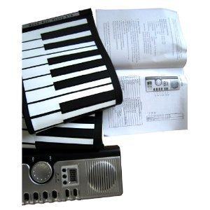 New 61 Keys MIDI Digital Roll-Up Soft keyboard piano flexible Electonic digital