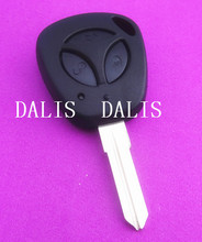 Lada key shell lada key blank free shipping 2pcs