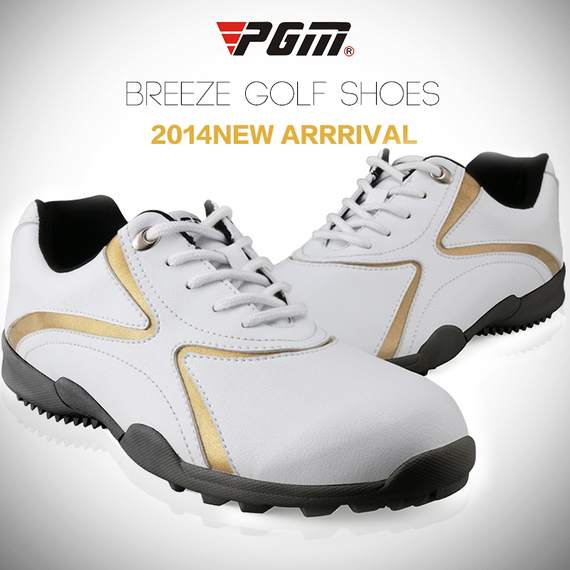 year 99 per spike! Limit 10 double PGM genuine Golf Shoes Mens waterproof shoes - LIC-Online store